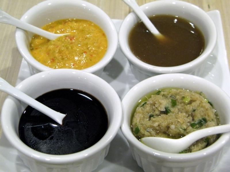 Соус для риса ролл в домашних условиях